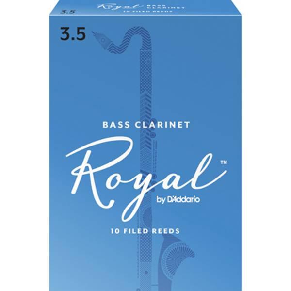 Bilde av Rico Royal Bassklarinett No.3,5