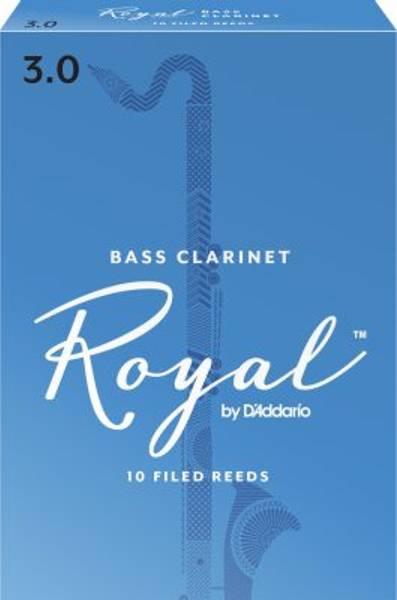 Bilde av Rico Royal Bassklarinett No.3