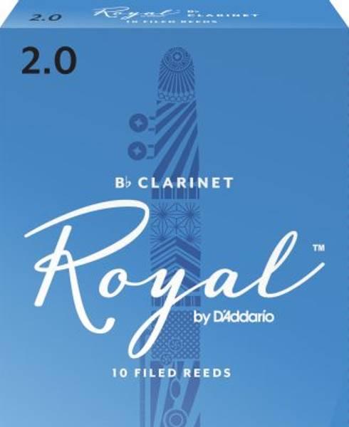 Bilde av Rico Royal Bb-Klarinett No.2