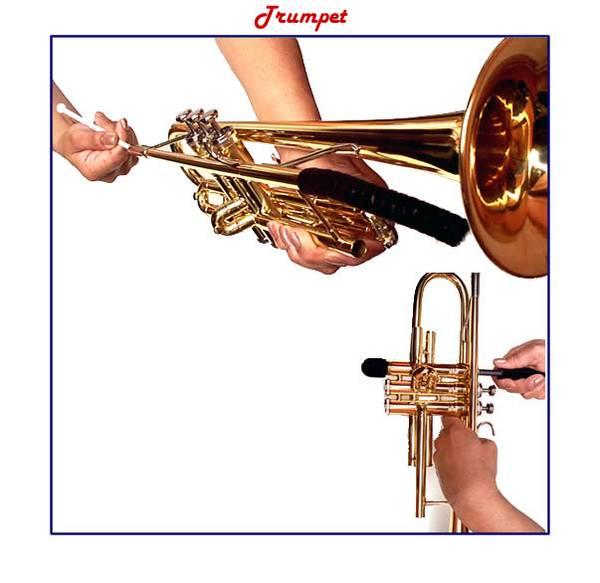 Bilde av HW Rengjøringssett Trompet/kornett